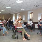 Pleno del Ayuntamiento de Villaviciosa, 26 de Agosto de 2020